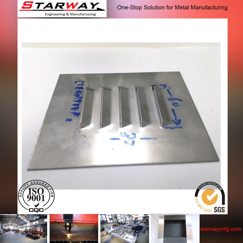 OEM Manufacture Precision Steel Farbication