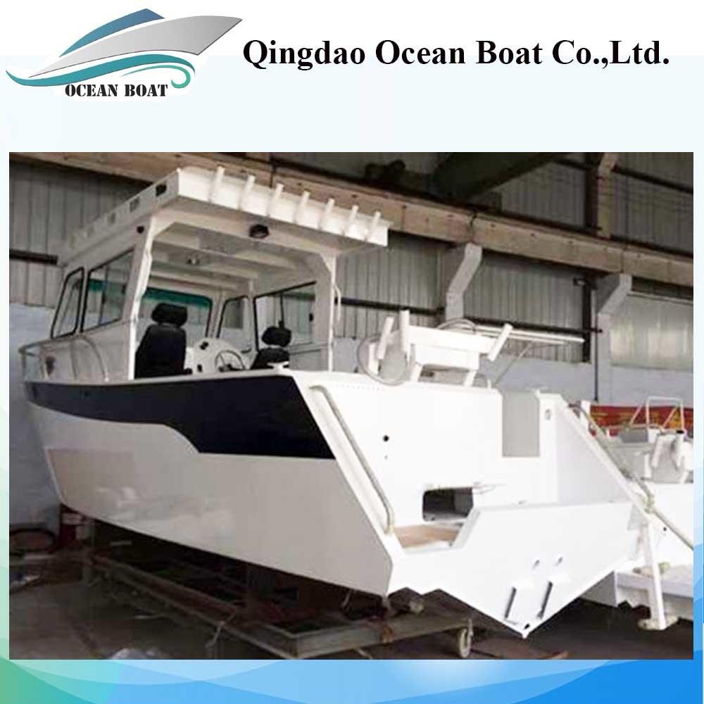 6.85m/22FT Australia Standard All-Welded Aluminum Fishing Boat