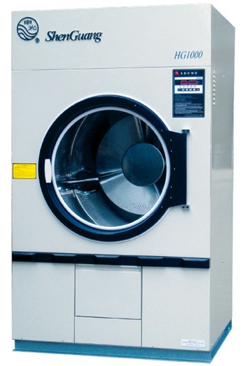 50kg Auto Industrial Dryer Steam Heated (HGZ1000)