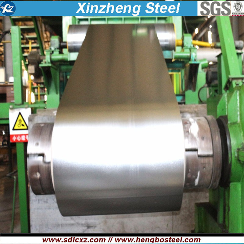 Q235B Cold Rolled Steel Coil Roofing Sheet Galvanized Steel Coil