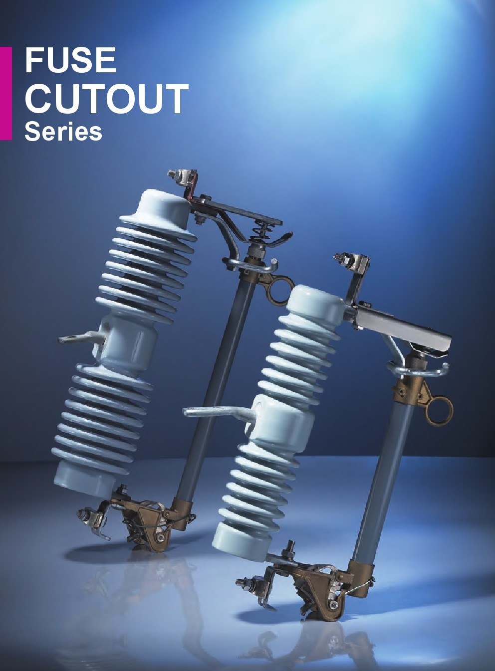 Outdoor Expulsion Drop-out Type Distribution Fuse Cutout Series