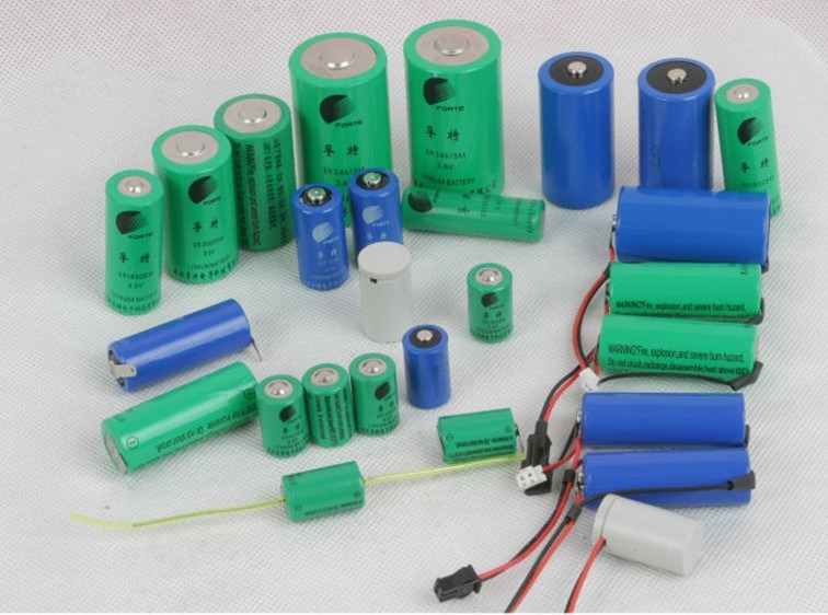 High Working Temperature Battery Er18505s