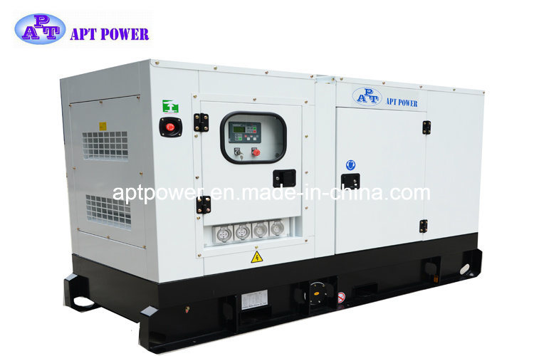 20 kVA - 50 kVA Low Oil Consumption Silent Diesel Generator
