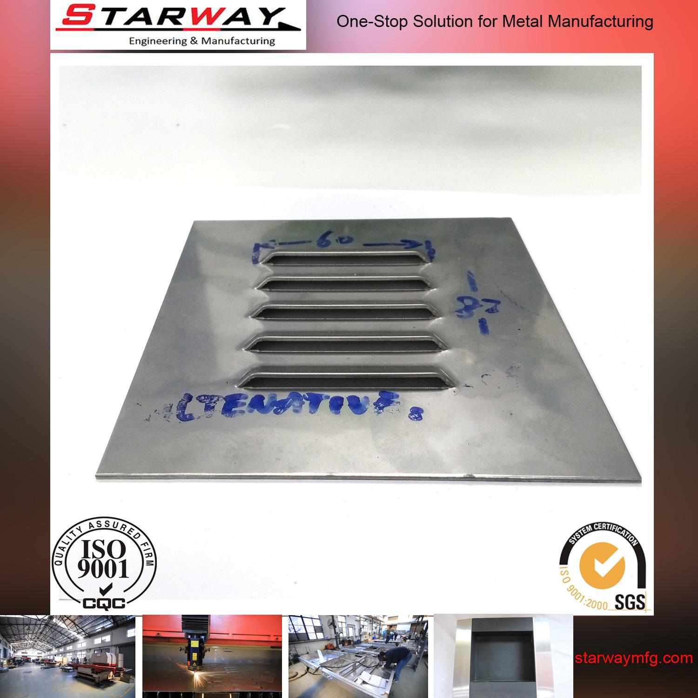 OEM ODM Manufacture Precision Stampingof Metal Cover