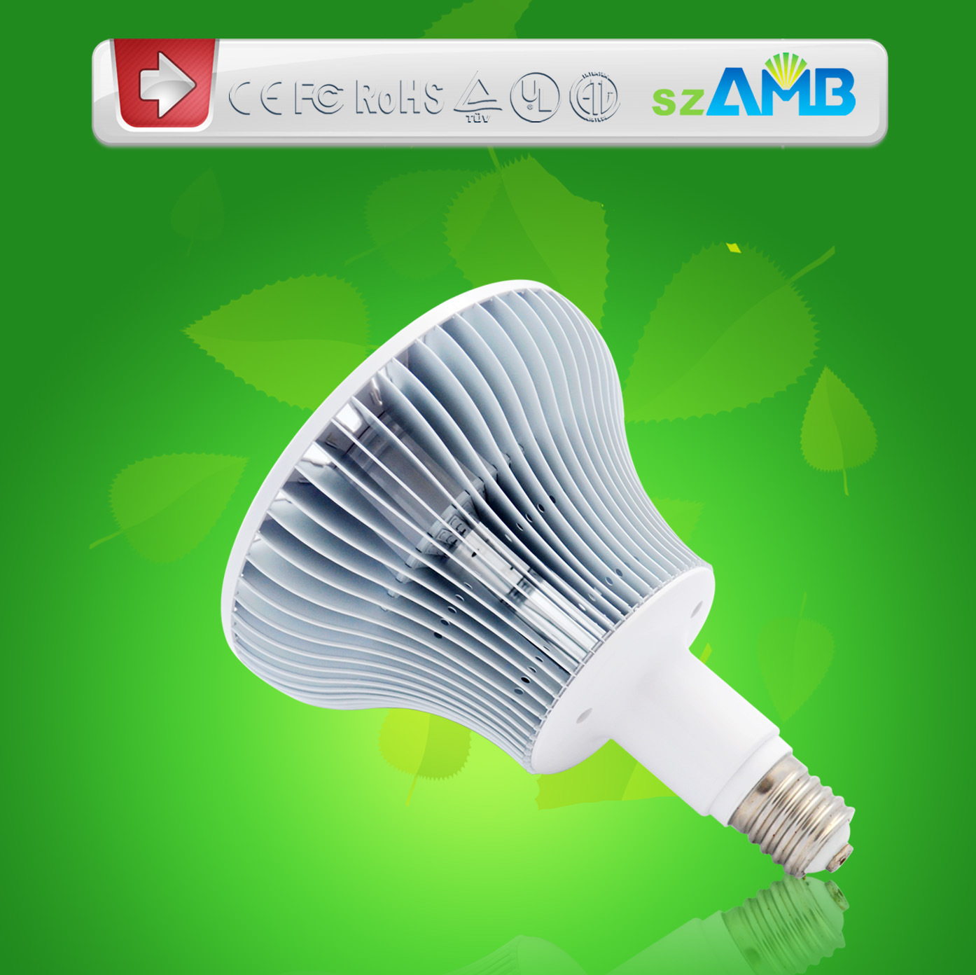 IP65 LED Industrial Light (TUV, DLC, SAA, ETL certificated)