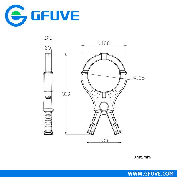 Q125A High Precision Current Sensors