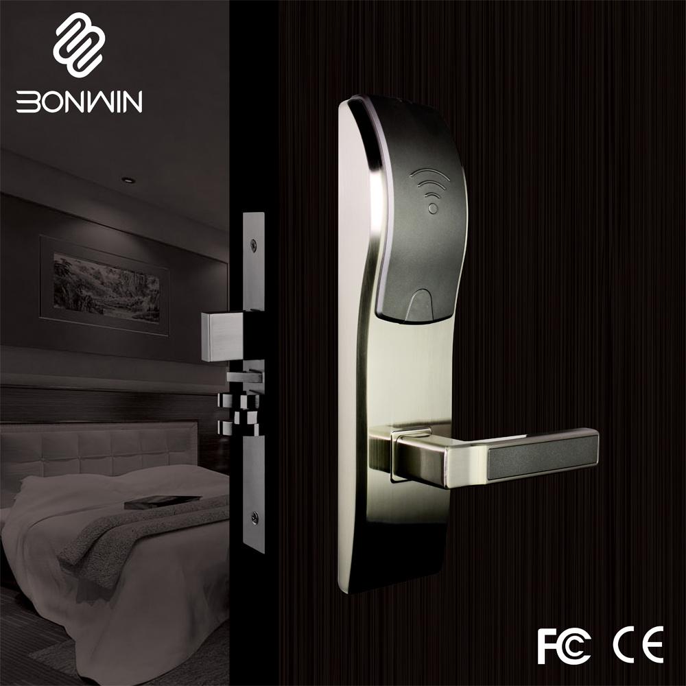 digital office door handle locks. China Digital Key Card Door Handle Lock For Hotel/Apartment/Office - Hotel Lock, Office Locks L