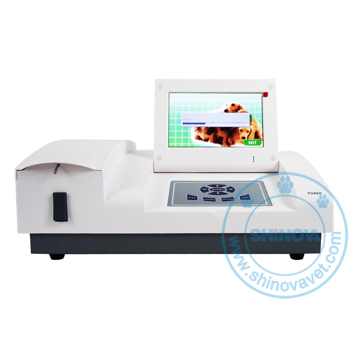 Veterinary Chemistry Analyzer (BS-600V)