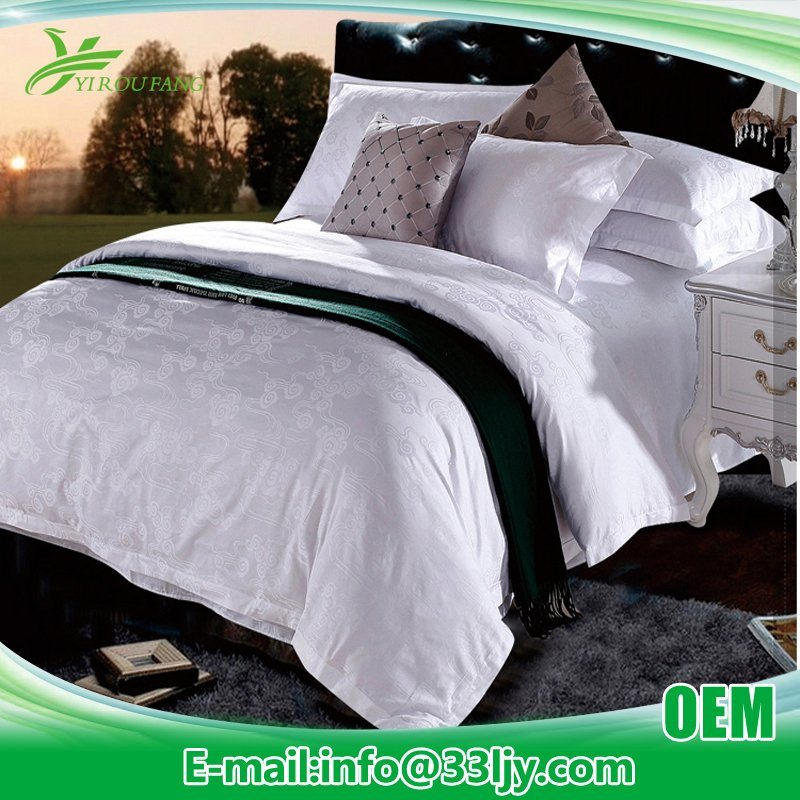 Eco Friendly Promotion Cotton Hotel Bedding for Bedroom
