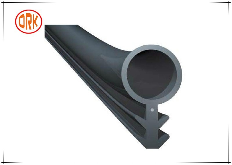 Good Elongation Rubber Extruded Sealing Strips/ Rubber Extruded Strips for Machinery