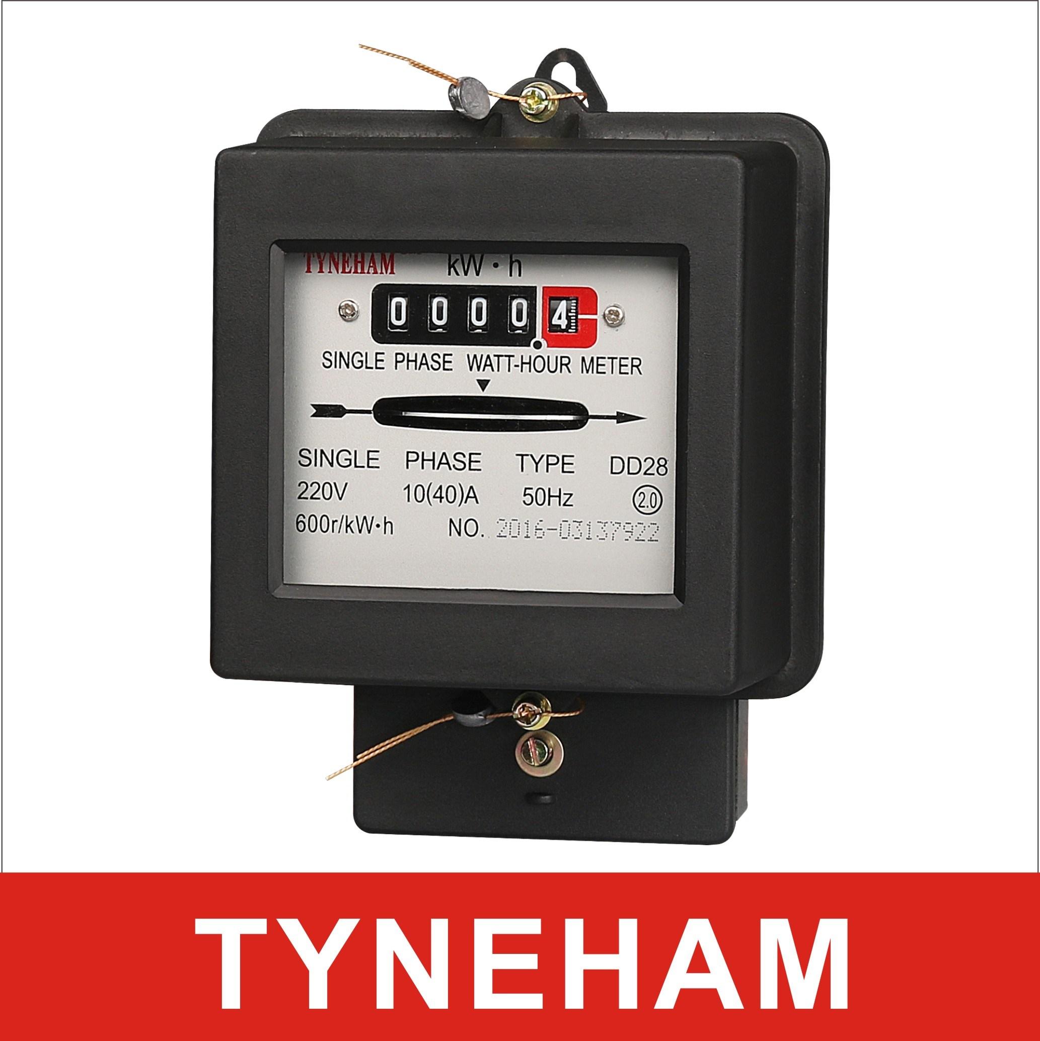 Dd28 Series Single Phase Mechanical Energy Meter