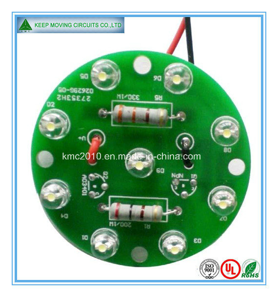 LED Fr4 PCB Assembly Supply