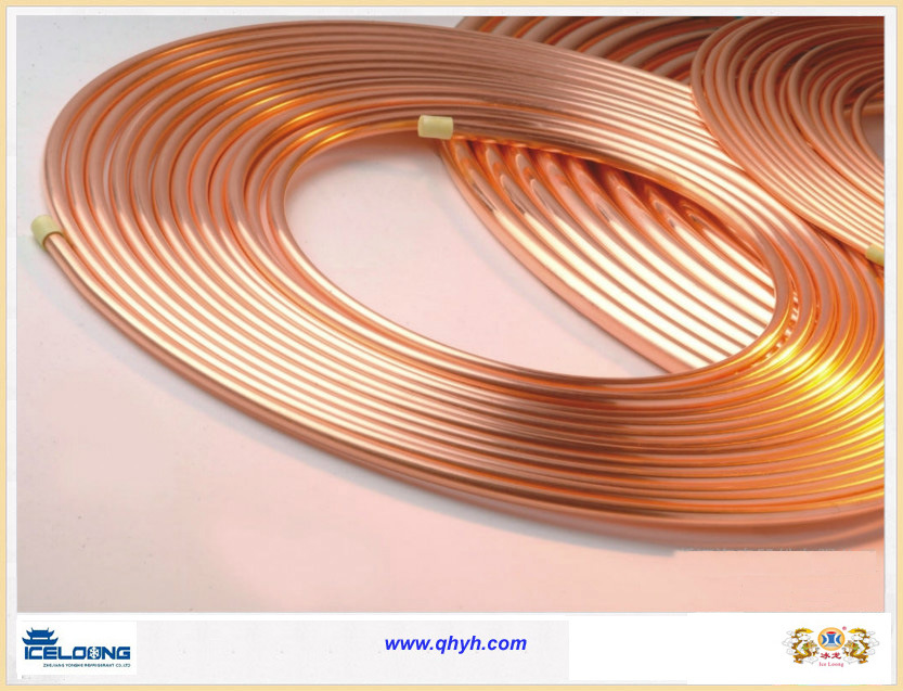 ASTM B280 Copper Tube in Refrigeration