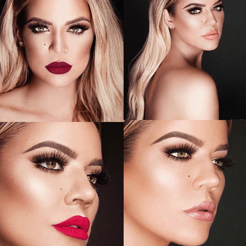Kylie Lip Liner Liquid Matte Lipstick Makeup Lip Gloss 28 colors