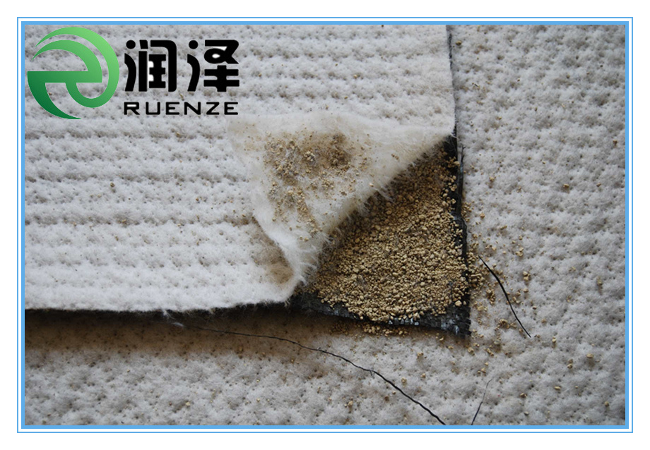 Geosynthetic Clay Liner for Taiwan