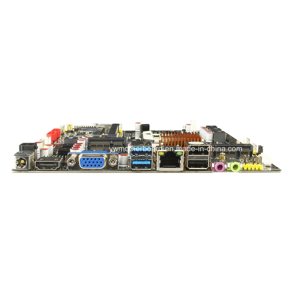 All in One Computer Motherboard A78+4600 (CPU quad core processor)