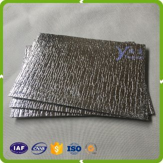 Crosslinked XPE Foam Laminated with Alu Foil for Wall Insulation