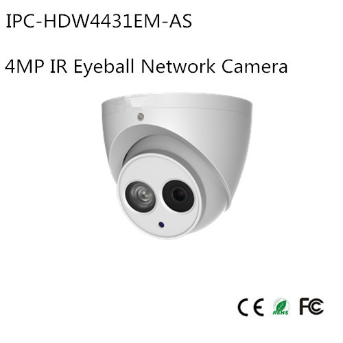 4MP IR Eyeball Network Camera (IPC-HDW4431EM-AS)