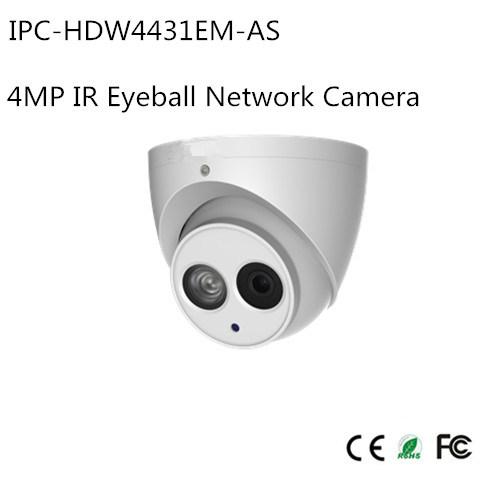 4MP IR Eyeball Network Dahua Camera (IPC-HDW4431EM-AS)