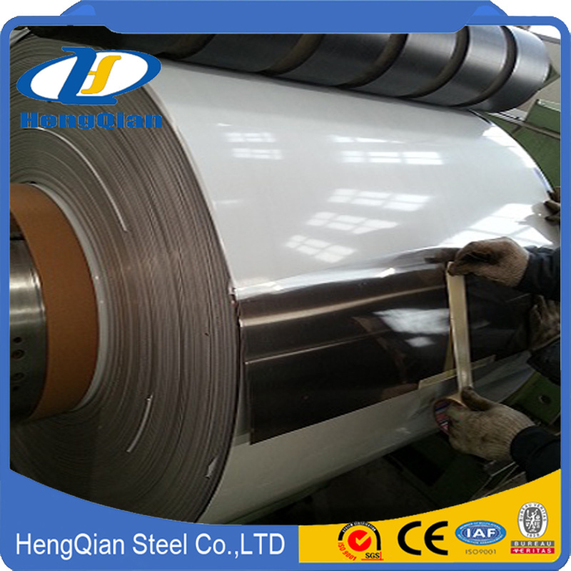 AISI 430 304 316 201 Ba Stainless Steel Coil for Industry