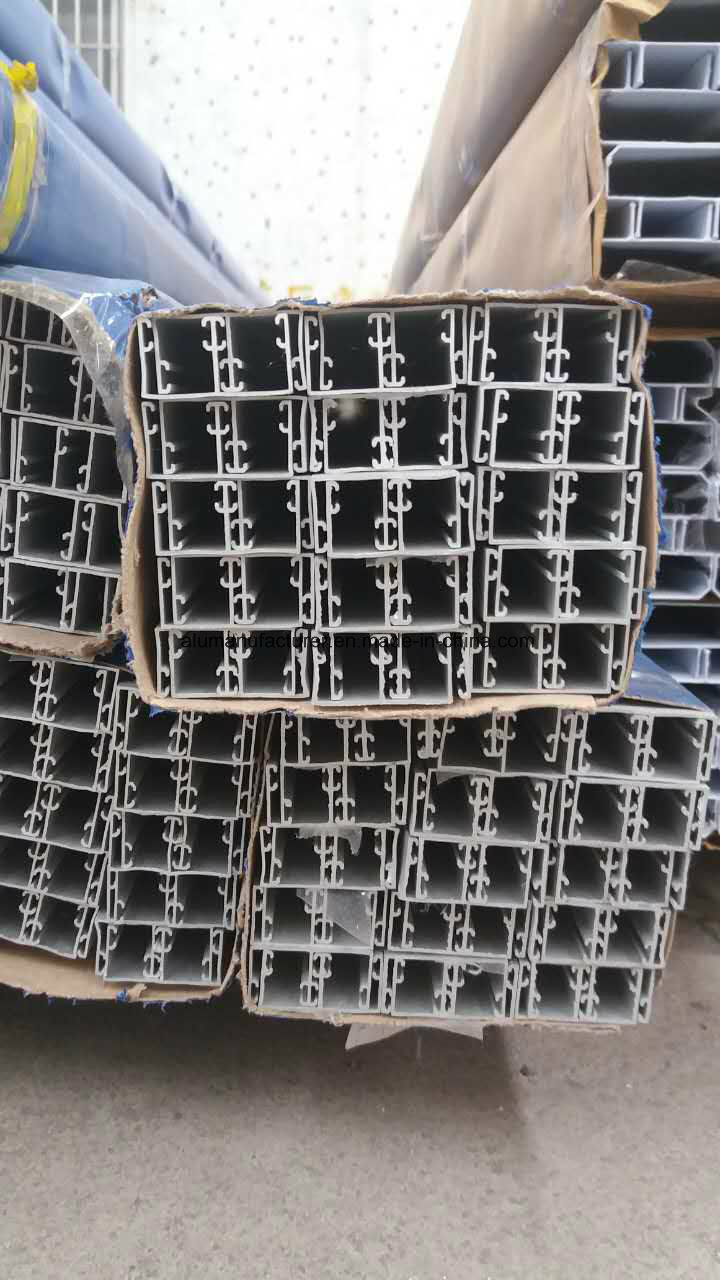 South America Aluminium Alloy Extrusion Profile for Door and Window (01 Series)