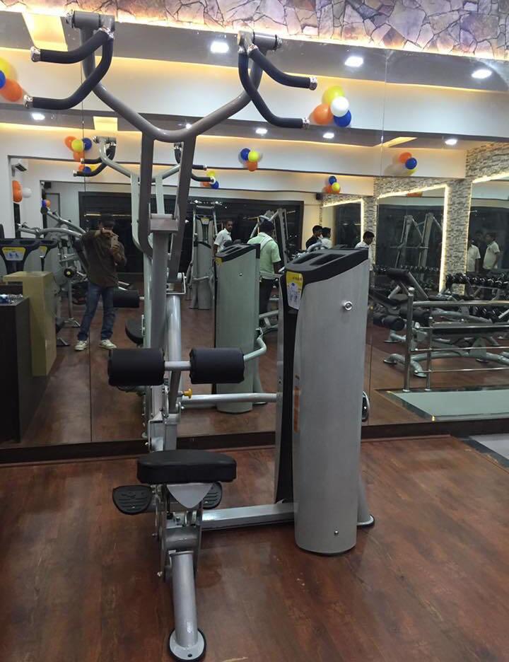 Hoist Gym Equipment Ab Crunch (SR1-10)