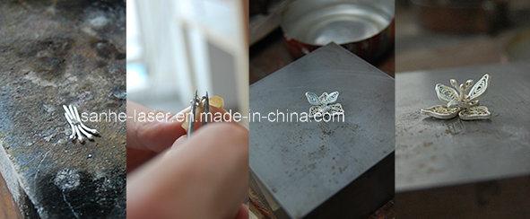 200wportable CNC Automatic Jewelry Laser Spot Welding / Welder Machine