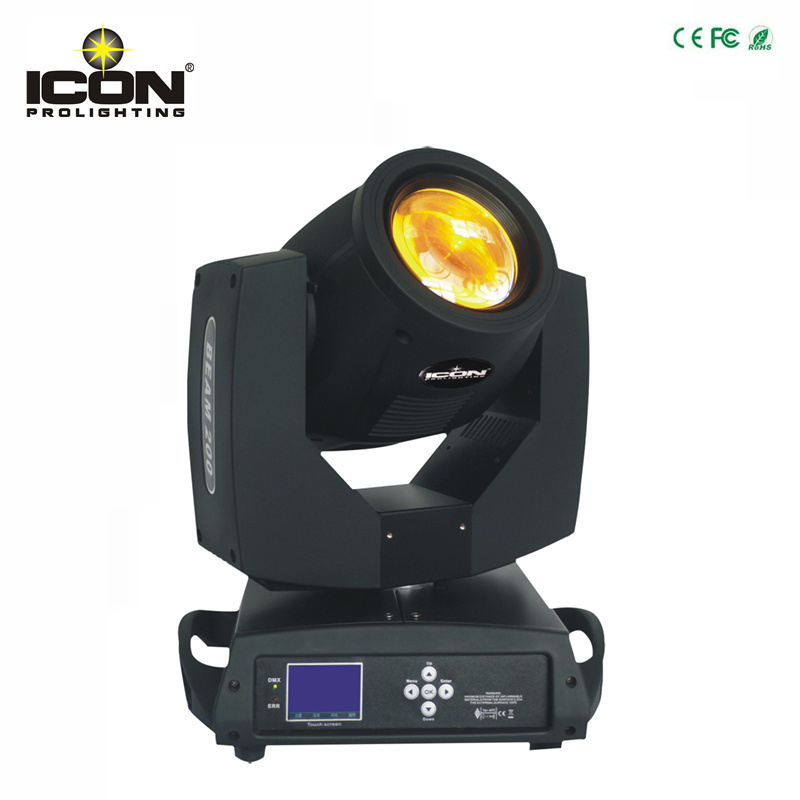 7r 230W Moving Head Light for Disco Lighting (ICON-M003)