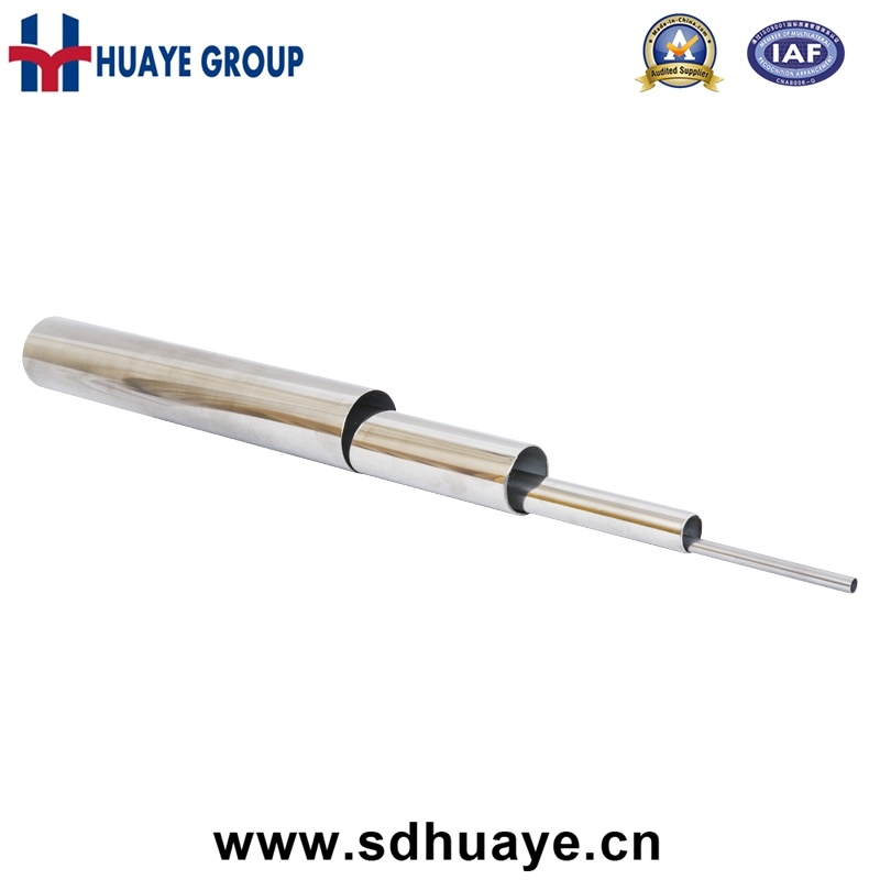 Huaye Rectangular Square Stainless Steel Welding Decoration Pipes and Tubes
