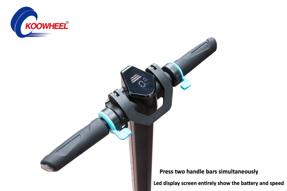 Overseas Warehouse Two Wheel Folding Electric Scooter