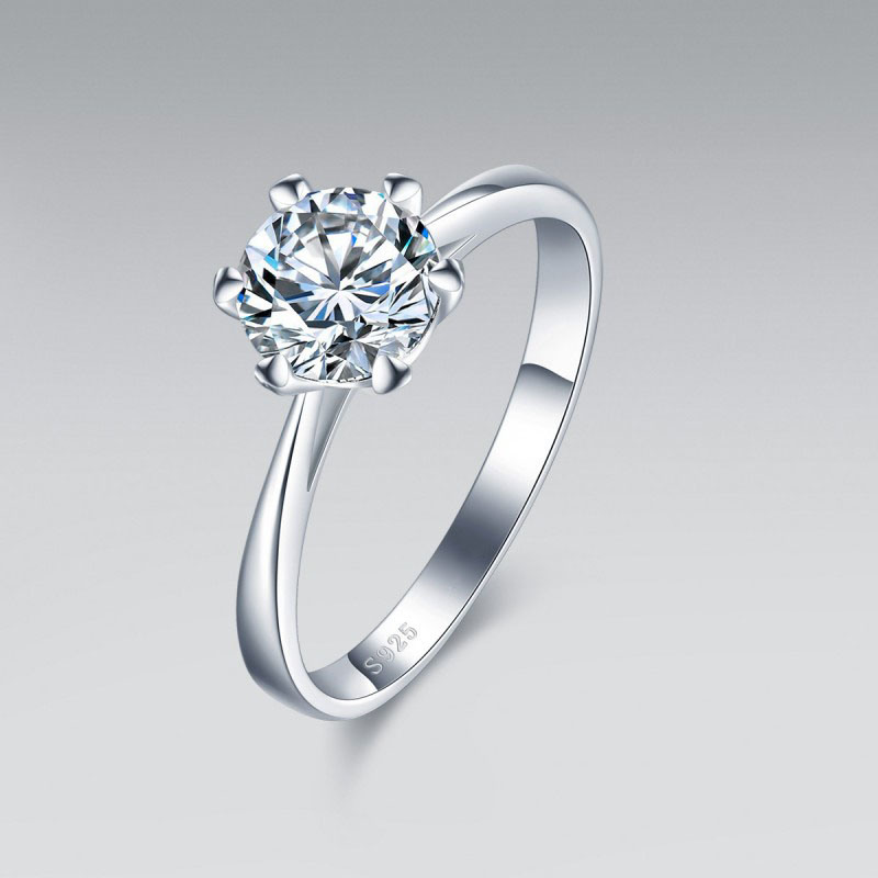 Fashion 925 Silver Jewelry with Cubic Zircon