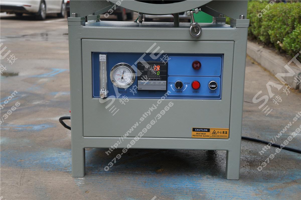 1200c Heat Treatment Equipment Vacuum Hardening Furnace Stz-18-12