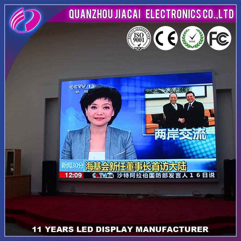 China Hot Sale Indoor P4 HD LED Display Screen