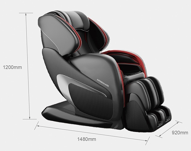 Hi-End Luxury Zero Gravity 3D Massage Sofa Chair LC8000