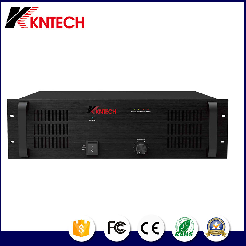 Kntech Integreate Kntech Single Channel Power Amplifier Knmk-650
