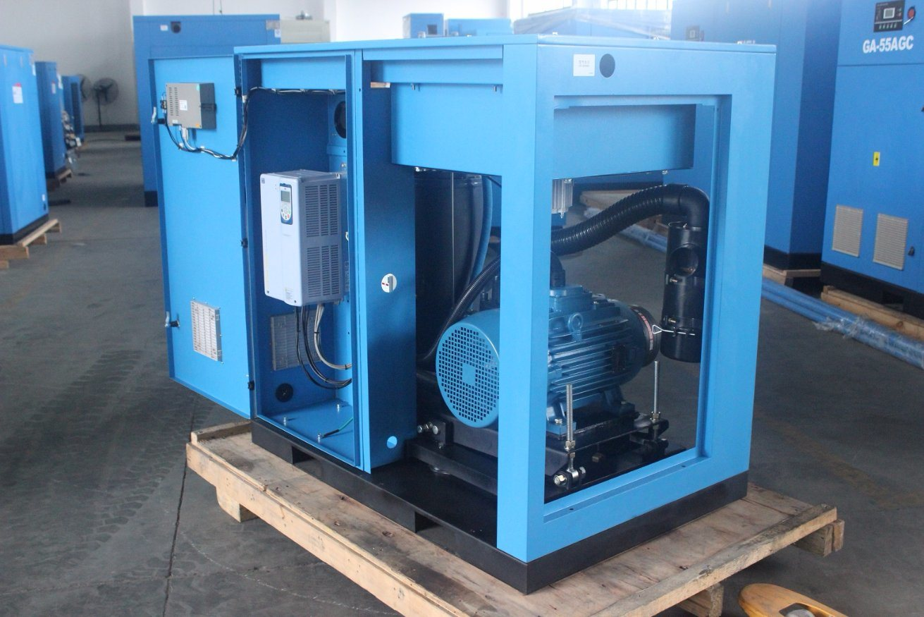 18.5kw 8 Bar Screw Type Air Compressor