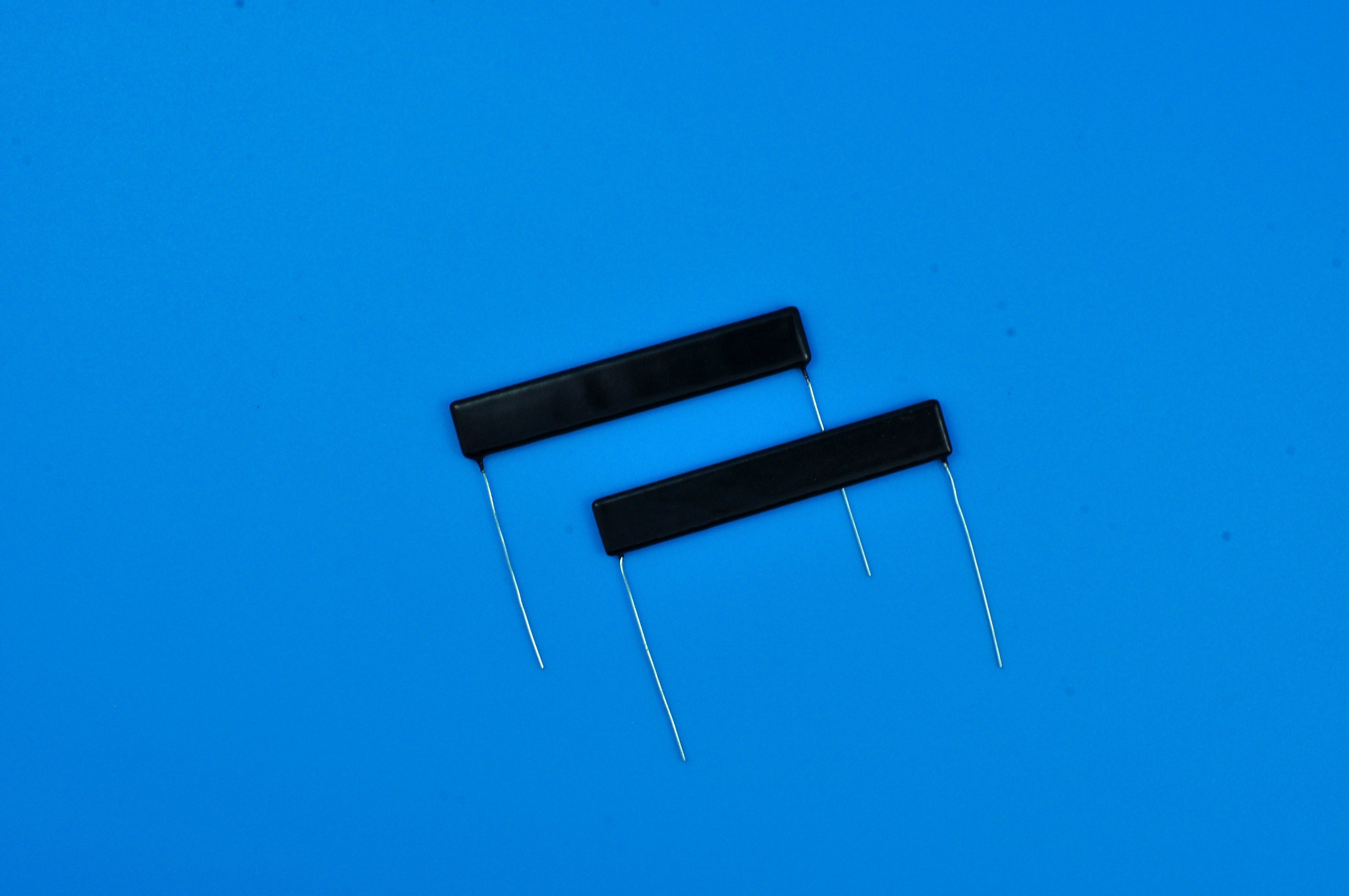 Thick Film Flat High Voltage Resistors