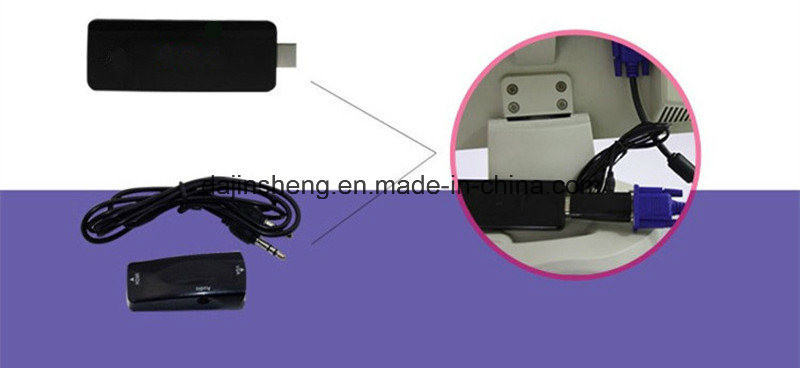 Tiny PC Stick for Home or Commercial Support Multiple Language