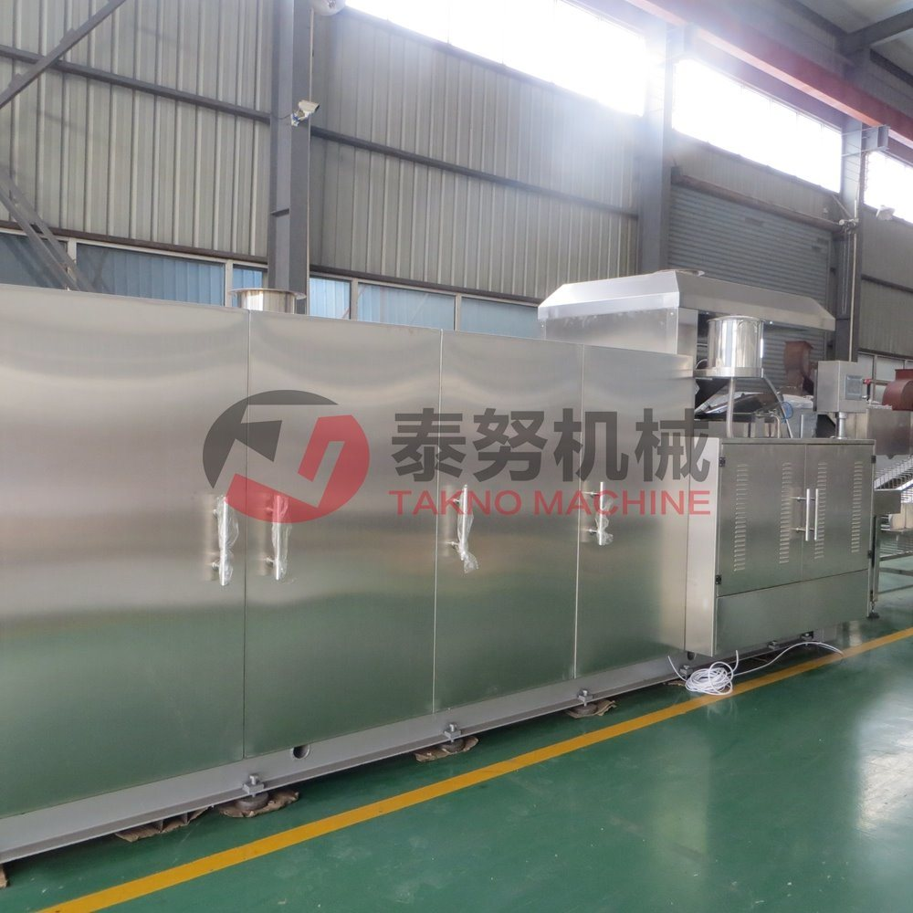 27-63 Plate Mold Wafer Making Machine