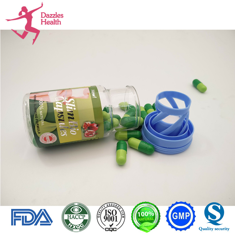 OEM Private Labes Slimming Product Weight Loss Capsules Slim Bio