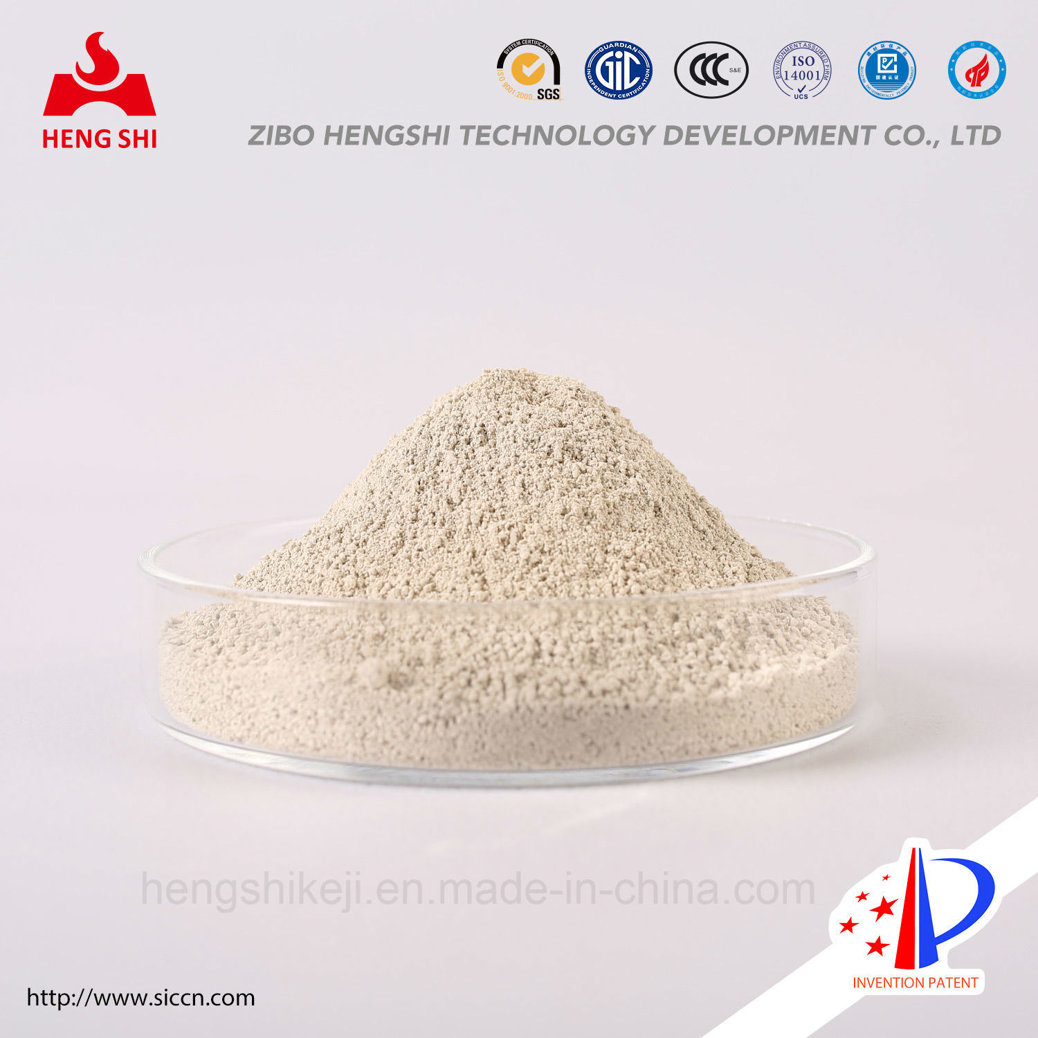 6300-6400 Meshes Silicon Nitride Powder