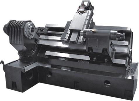 Bl-X50)Slant Bed CNC Lathe Machine with Taiwan Linear Guideway