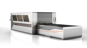 1000W High Speed of Fiber Laser Machine for Graving and Cutting