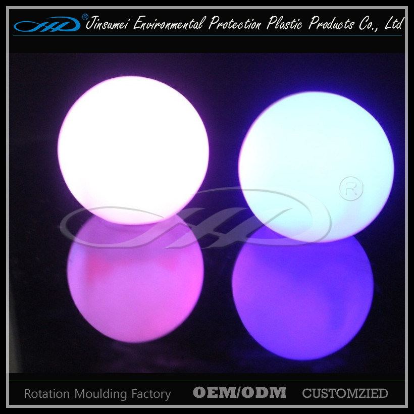 RGB Rechargeable Plastic Color Changing LED Furniture with Factory Price