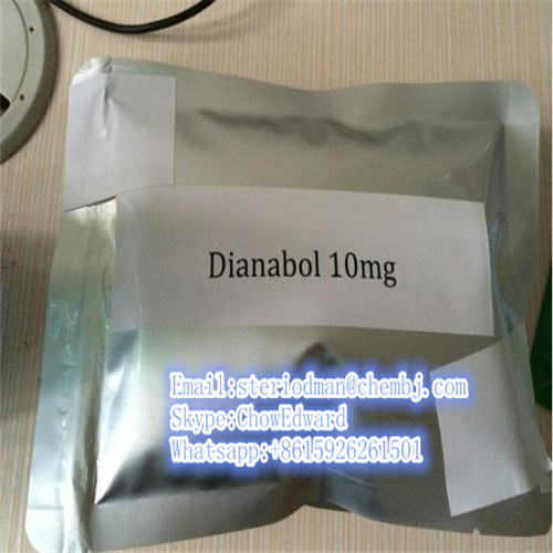 Oral Dianabol 80mg/Ml Supplement Anabolic Steroids Methandrostenolone/D Bol