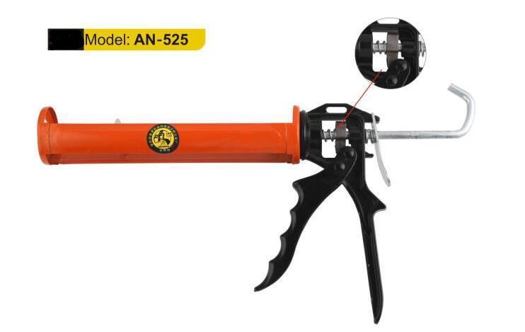 High Quality Rotatable Silicone Caulking Gun