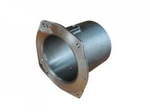 OEM Forging Parts Steel Forging Truck Parts with Turnning