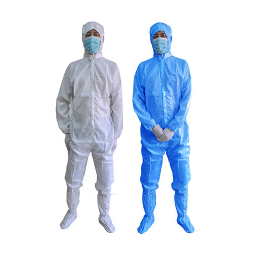 ESD Coverall Antistatic Clothing for Cleanroom Working