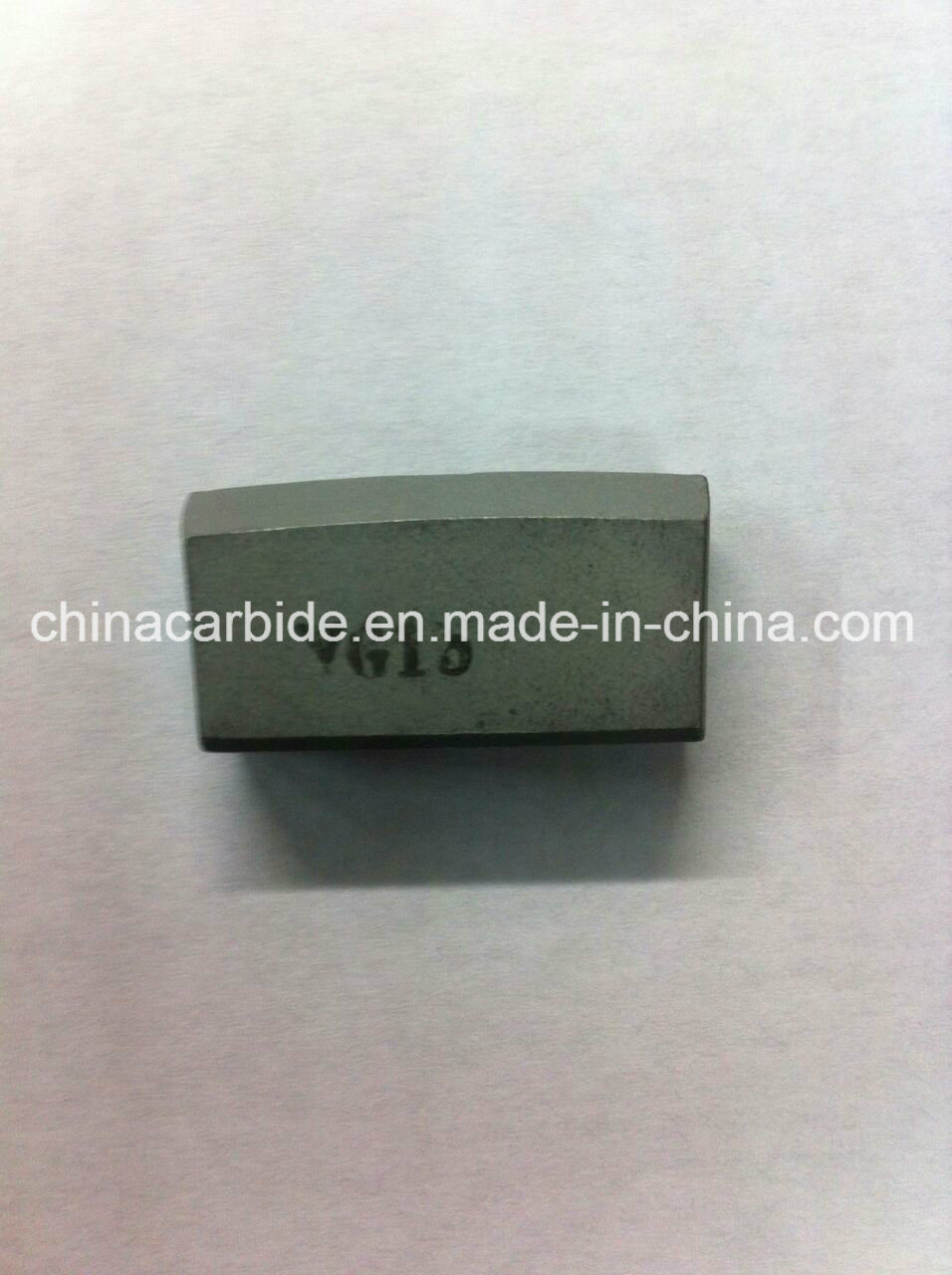 Yg15 K034 Tungsten Carbide Mining Tips with Good Quality