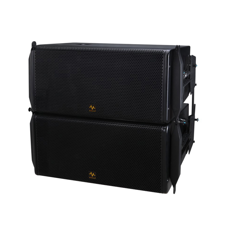 "as-10 12"" Two Way Passive Line Array Loudspeaker System"